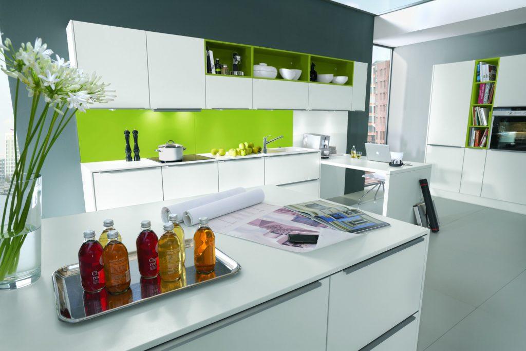Green Kitchen Colour Ideas 1024x683