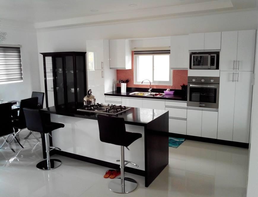 Cabinets In Modular Kitchen