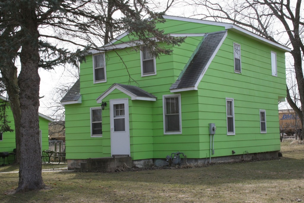 Color Green House In Lansing 1024x683