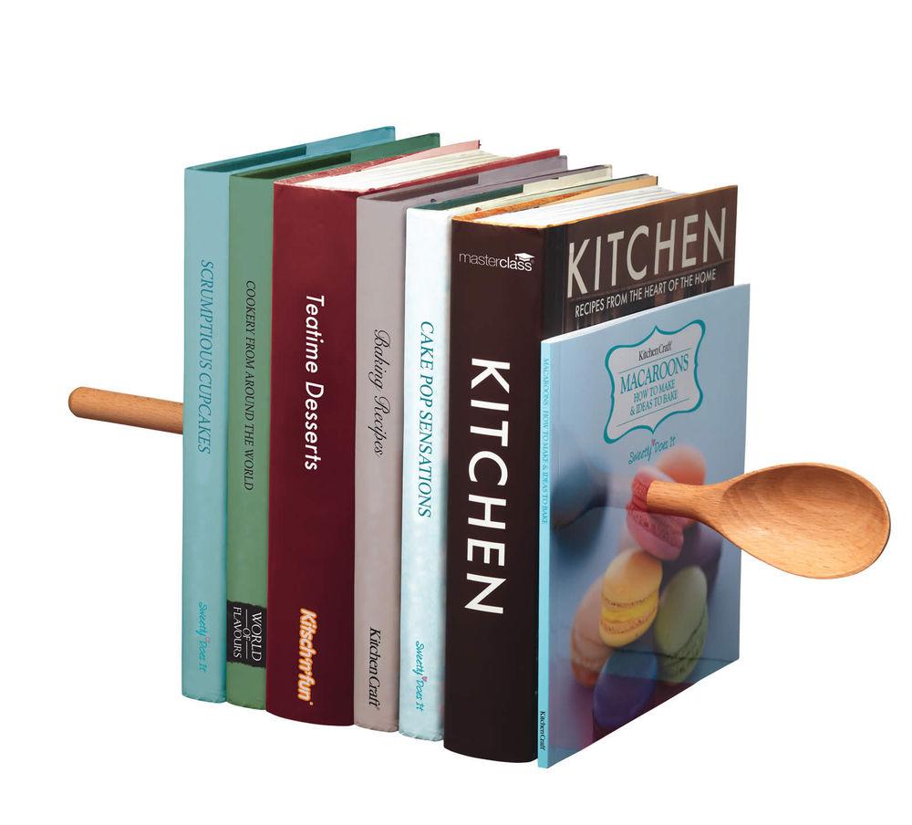 Cookbook Book Ends
