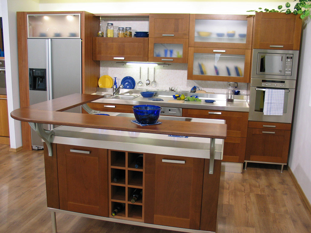 Different Types Of Kitchen