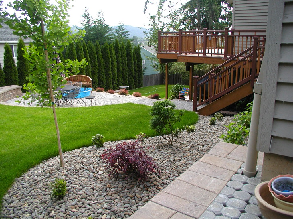 Easy Landscape Ideas 1024x768