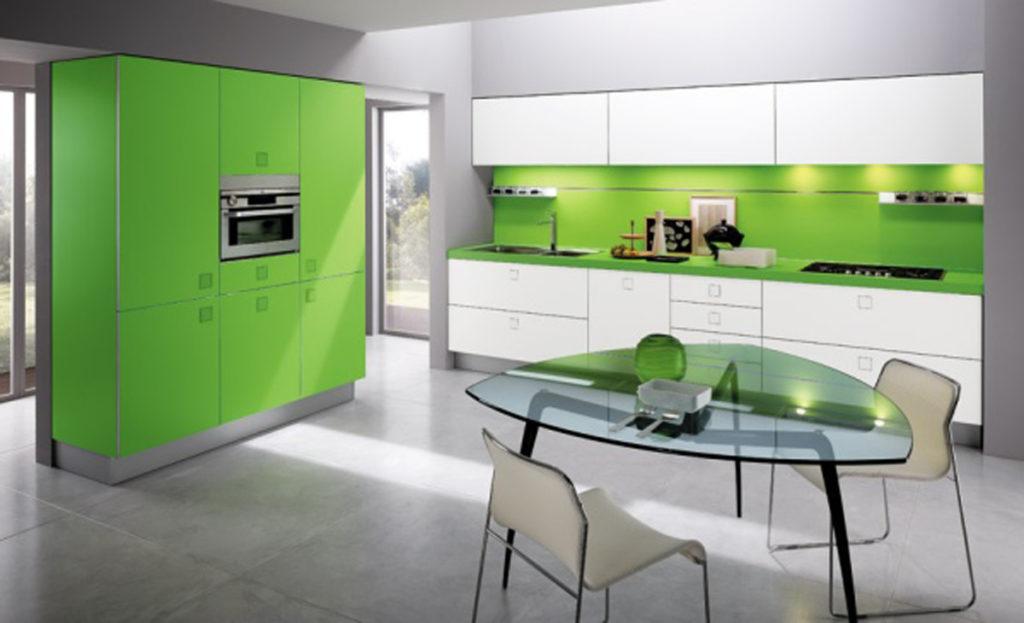 Green And White Kitchen Ideas 1024x623