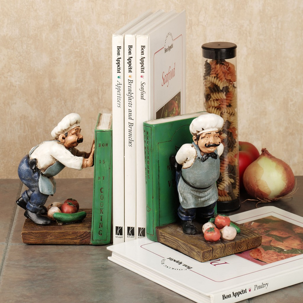 Kitchen Bookends 1024x1024
