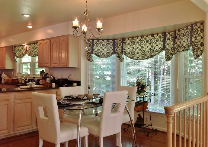 8 Steps: How to Make Kitchen Curtains and Valances Steps by Step Guide with Images [Tutorial]
