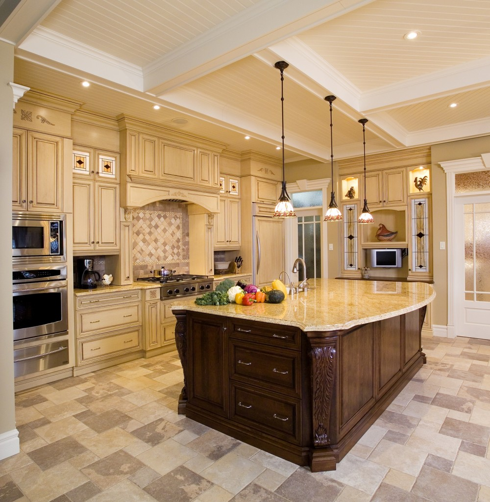 Modern Small Kitchen Design 1000x1024