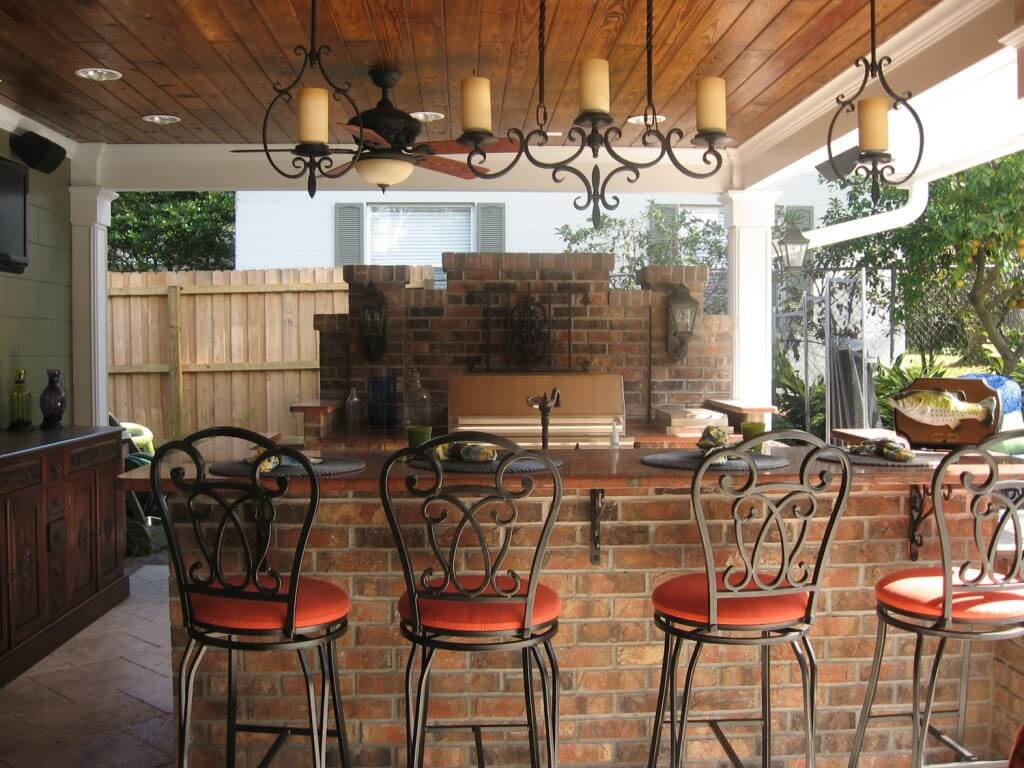 Outdoor Kitchen Ideas Pictures 1024x768