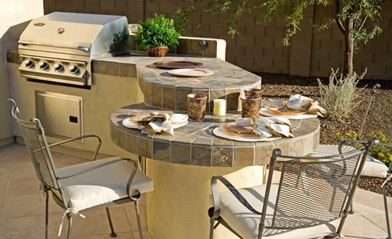 Outdoor Kitchen Trends