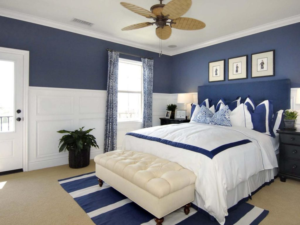 Pictures Of Blue Master Bedrooms 1024x768