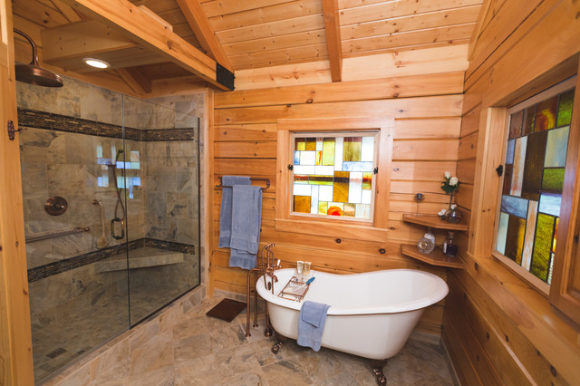 Rustic Log Cabin For Sale