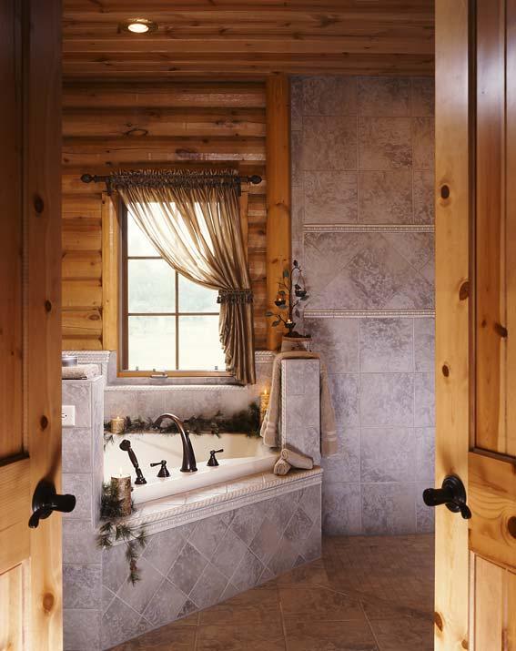 Rustic Log Cabin Kits
