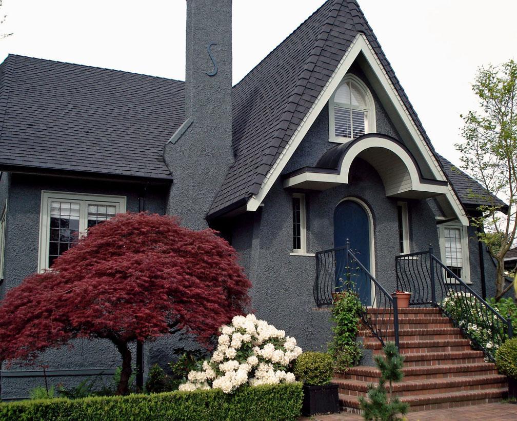 Shutter Colors For Gray House