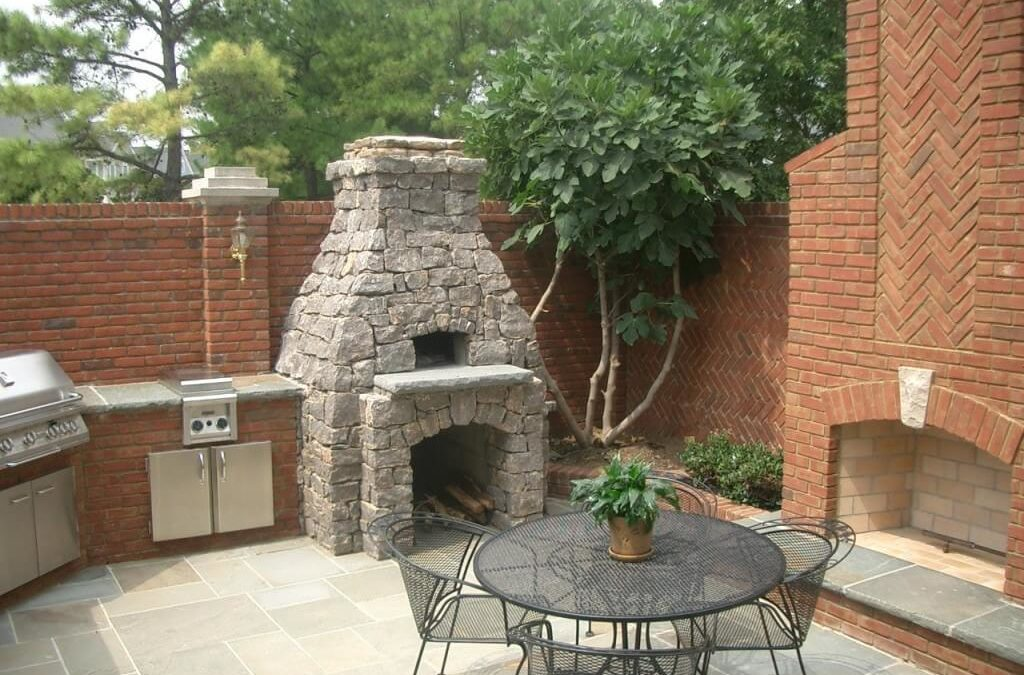 28 Outside & Nautical Kitchen Design Ideas with Pizza Oven