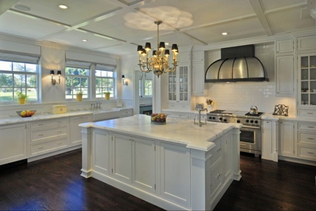Traditional White Kitchens 1024x684