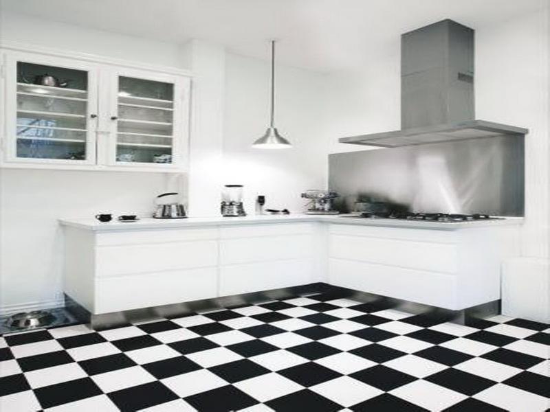 Black And White Floor Tiles Ideas